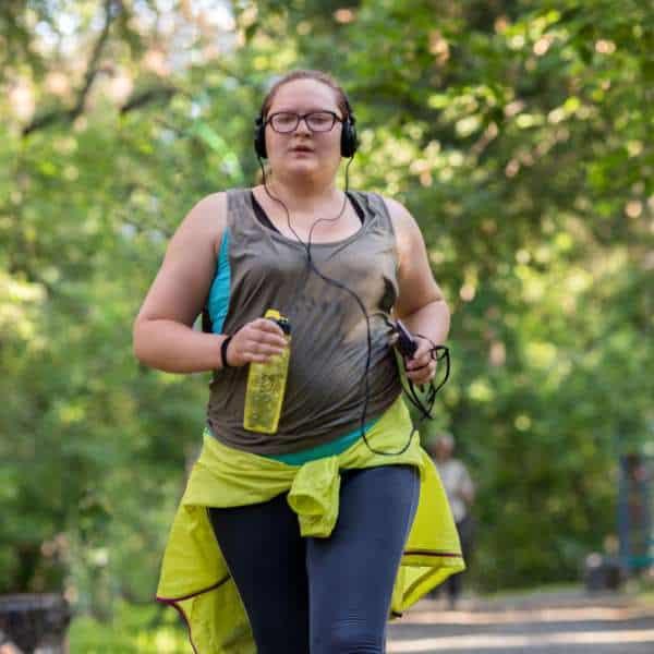 Overweight-Girl-Running